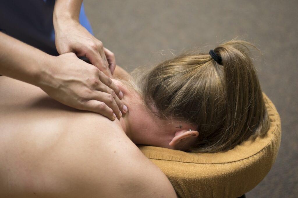 relaxing massage, massage